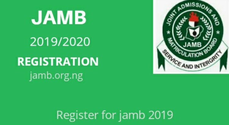 Jamb Registration Closing Date 2020 and Exam date