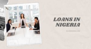 Loans in Nigeria without collateral