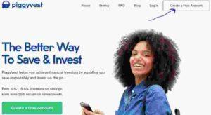 piggyvest homepage